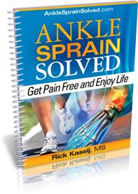 Ankle Sprain Solved
